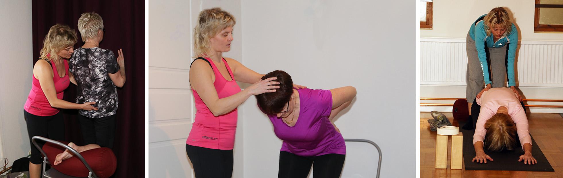 Personlig träning med Christina Froh.